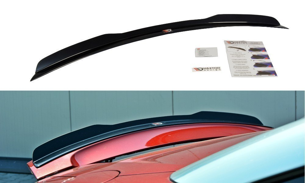Lotka Lip Spoiler - Peugeot RCZ Polift - GRUBYGARAGE - Sklep Tuningowy